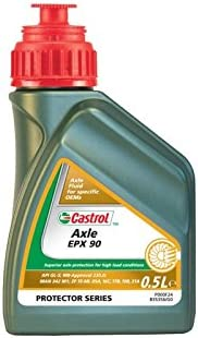 1 L Liter Castrol Axle Epx 90 Schaltgetriebe Öl Getriebe Öl 31875414 Auto