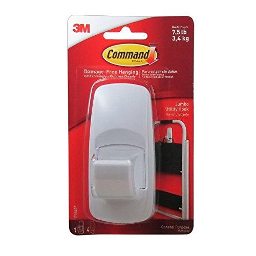 Command Jumbo Adhesive Hook