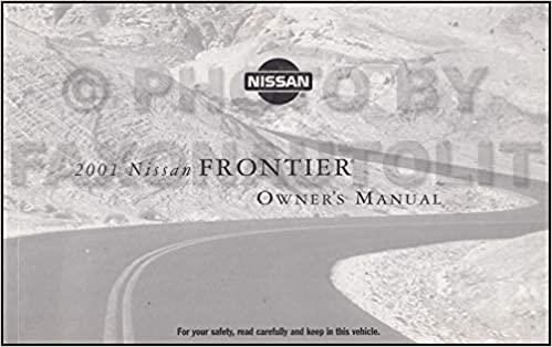 1999 nissan frontier owners manual book downloads @ indirasuc的.