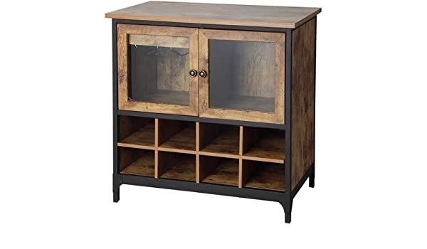 Amazon.com: Better Homes and Gardens Rustic Country Wine Storage ...