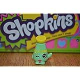 2014 SHOPKINS FIGURES - SALLY SHAKES #027 SEASON 1 - RARE