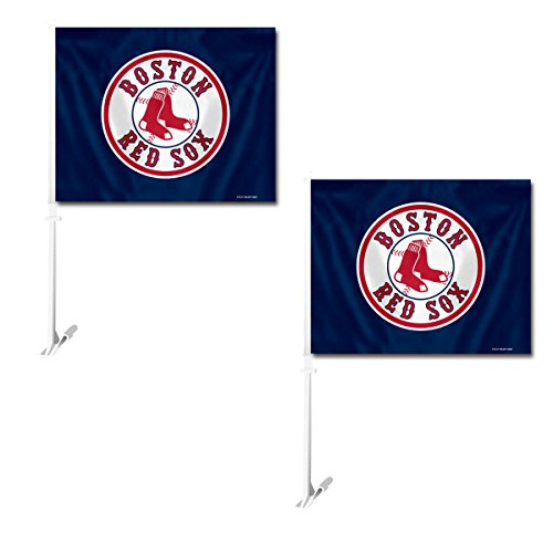 - Fremont Die Official Major League Baseball Fan Shop Authentic MLB 2-Pack Car Window Flags. Show Team Pride with These 11.5