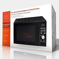 Microondas con grill 20 L 900X Multifuncion de sobremesa con 9 ...