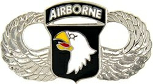 US Army 101st Airborne Division Pin (1 1/2