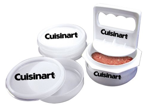 Cuisinart Hamburger Patty Maker Set