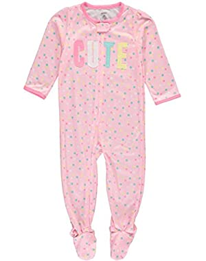Baby Girls 1 Pc Poly 333g057, Print, 18 Months Baby