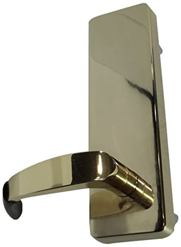 i2 i.2-EDT-PSLEVER-ESC-US3 Passage Lever By Escutcheon, Bright Brass Finish