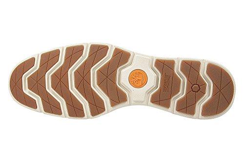 Timberland , Chaussures de ville à lacets pour homme Marron Marron