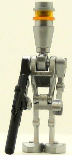 LEGO Star Wars Minifig Assassin Droid Silver