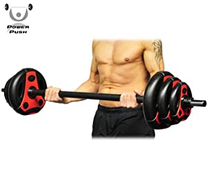 K-Grip. Aerobic Langhantel-Set Pump your muscle Hantel / 1 x Langhantelstange...