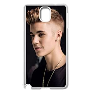 Samsung Galaxy Note 3 Cell Phone Case White Justin Bieber 007 HIV6755169497843