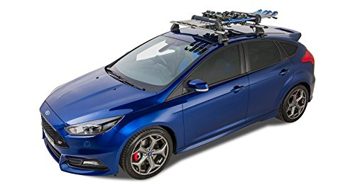 Rhino Rack Ski and Snowboard Carrier (4 Skis or 2 Snowboards)