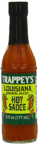 Trappeys Louisiana Hot Sauce, 6 Fl oz