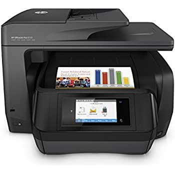 HP OfficeJet Pro 8720 All In One Wireless Printer With Mobile Printing Instant Ink Ready