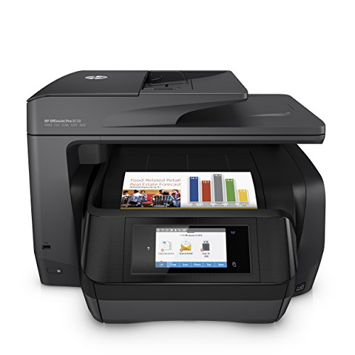 0 All-in-One Wireless Printer with Mobile Printing, HP Instant Ink & Amazon Dash Replenishment ready (M9L74A) ()