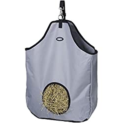 Tough 1 Premium Hay Pouch Gray