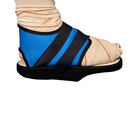 Zapato posquirúrgico en Talo con velcro diferentes tallas Emo talla m (33-38)