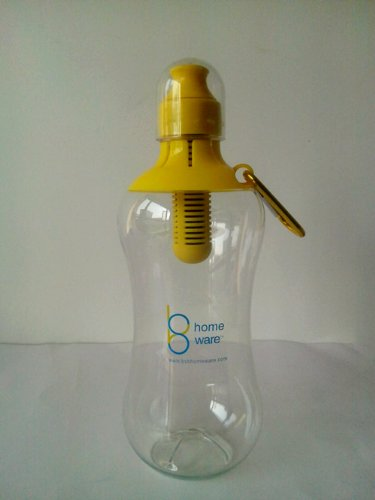 reusable filtered water bottle - 9