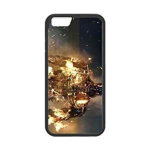 Terminator iPhone 6 Plus 5.5 Inch Cell Phone Case Black QBA