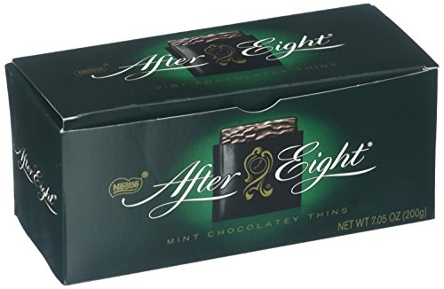 Mints Eight (After Eight Mint Chocolate Thins, 7.05 Ounce Boxes (Pack of 12))