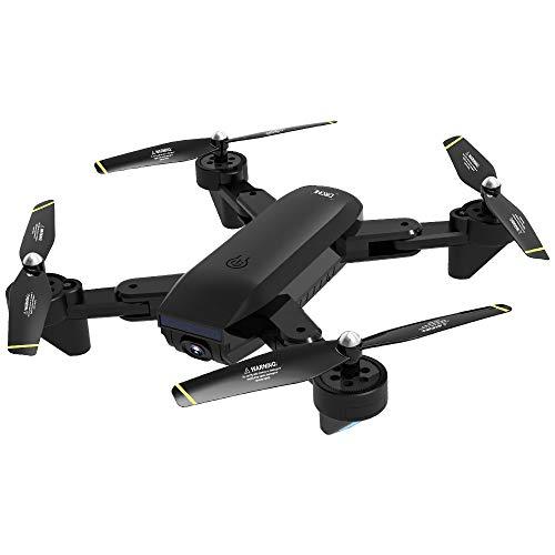 JPJ(TM)1Pcs Hot Fashion SG700-S 2.4Ghz 4CH Wide-angle WiFi 1080P Optical Flow Dual Camera RC Quadcopter (Black) (Best Rc Quadcopter With Camera)