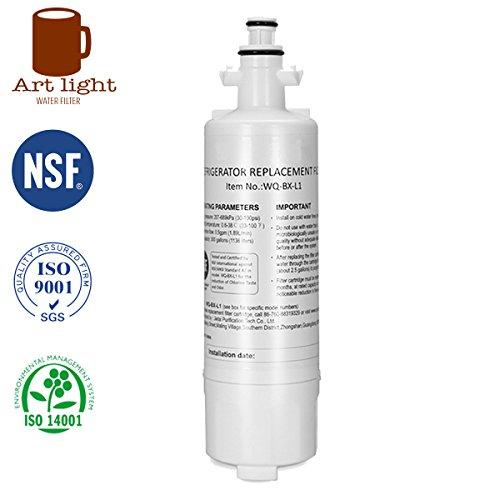 Art light LT700P Refrigerator Water Filter Replacement for LG LT700P ADQ36006101 ADQ36006101-S ADQ36006101S ADQ36006102 ADQ36006102-S KENMORE 46-9690