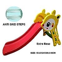 Atnine Rabbit Foldable Slide Home and Garden Slider for Kids