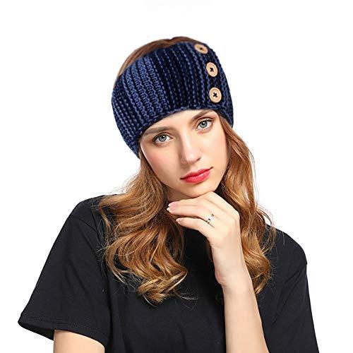 Hogoo Knit Headband With...