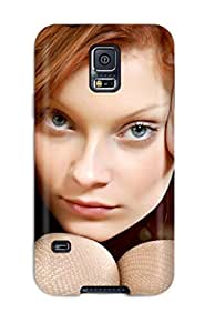 New Arrival Galaxy S5 Case Women Face Case Cover