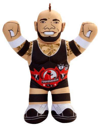 WWE Championship Brawlin Buddies Brodus Clay Figure