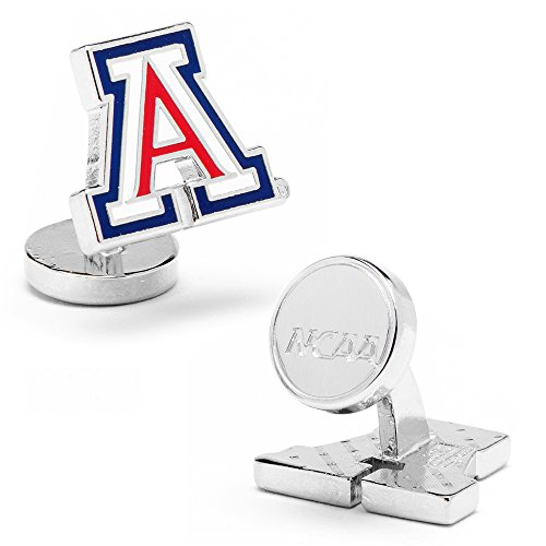 NCAA University of Arizona Cufflinks by Cufflinks
