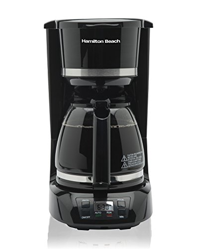 Hamilton-Beach 43874 12 Cup Digital Coffee Maker