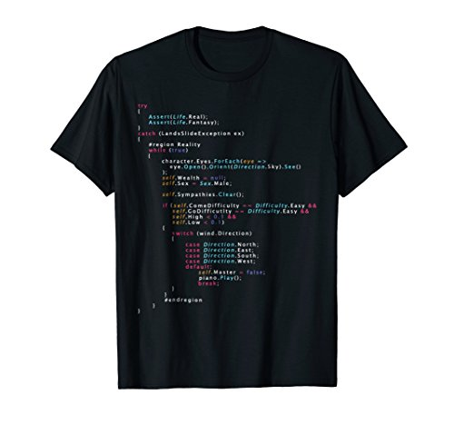Is This The Real Life Coding Programming Shirt Color (Sql Developer The Network Adapter Could Not Establish)