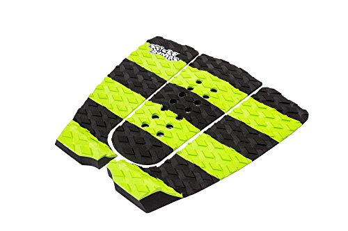 Sticky Bumps Traction The Stripe (Black/Green)