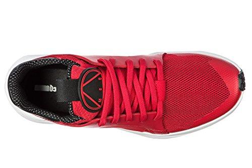 MCQ Alexander McQueen Herrenschuhe Herren Leder Schuhe Sneakers Gishiki Low Rot