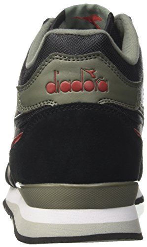 Diadora Men's Malone Mid S Low-Top Sneakers Black (Nero Trasparente) outlet real browse for sale outlet ebay buy cheap pre order outlet discount sale svg5yMSMgl