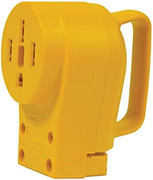 New Power Grip Replacement Receptacles camco 55353 50 Amp