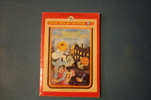 HAUNTED HALLOWEEN PARTY (Choose Your Own Adventure #37) for $<!--$80.32-->