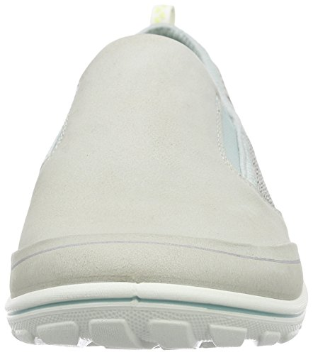 Hier Arizona Damen Beige Slipper (beton / Granitegreen 59439)