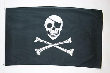 Acheter drapeau tete de mort online 12
