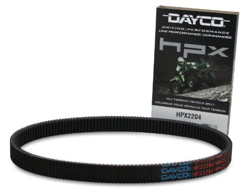 (Dayco HPX2204 HPX High Performance Extreme ATV/UTV Drive Belt)