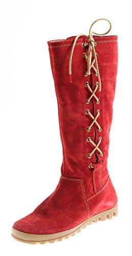 Think Koehsa 89097 Damen Fashion Stiefel Rot