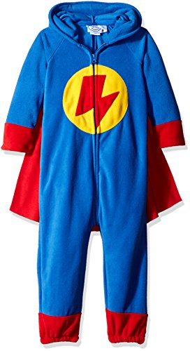 Saras Prints Superhero Dress Up Pajamas