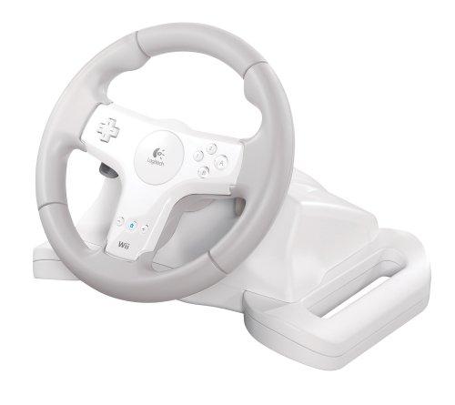 Logitech Wii Speed Force Wireless Wheel