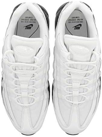 WMNS AIR MAX 95 SE SUMMIT WHITE/SUMMIT WHITE/BLACK