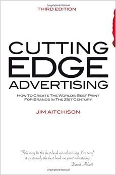Book Cutting Edge Advertising by Jim Aitchinson (2007-09-19)