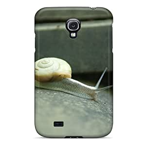 RVj4152Vpmx Anti-scratch Case Cover AccDavid Protective Snail Case For Galaxy S4