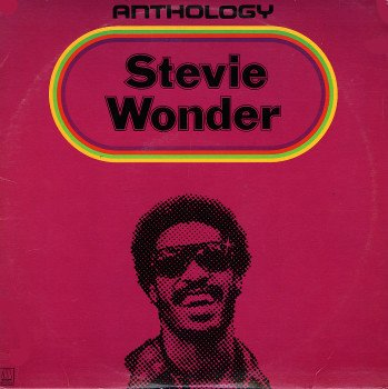 Stevie Wonder - Anthology - Zortam Music