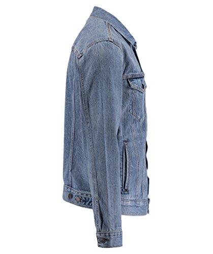 Trucker The Blau Levi's Giacca Uomo 146 icy 4qwpgax5