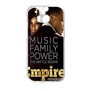 HUNTERS Empire Phone Case and Cover for HTC M8